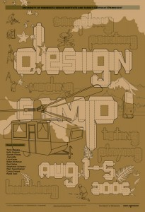 Minnesota Design Institute at which Sahre participated as an instructor.